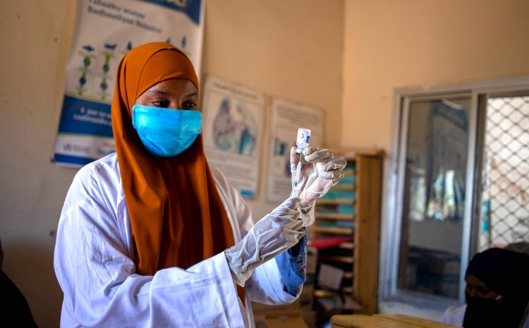 Somalia building a stronger primary health care system