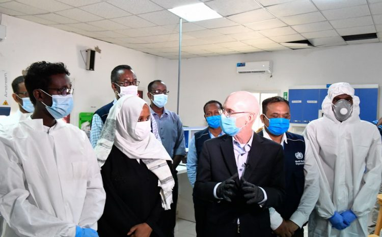 Developing the building blocks of public health ─ strengthening laboratory capacity in Somalia